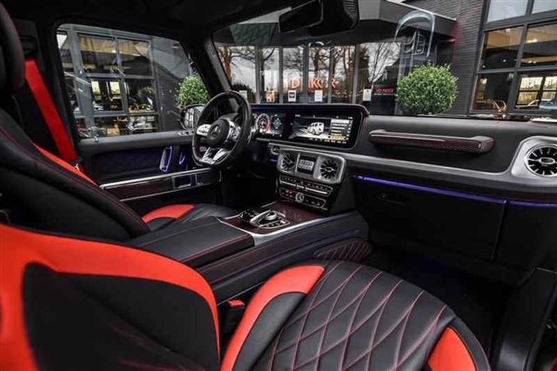 Mercedes-Benz G-Klasse G63 AMG EDITION 1+NIGHTPAKKET+360CAM NP.272K afbeelding 7