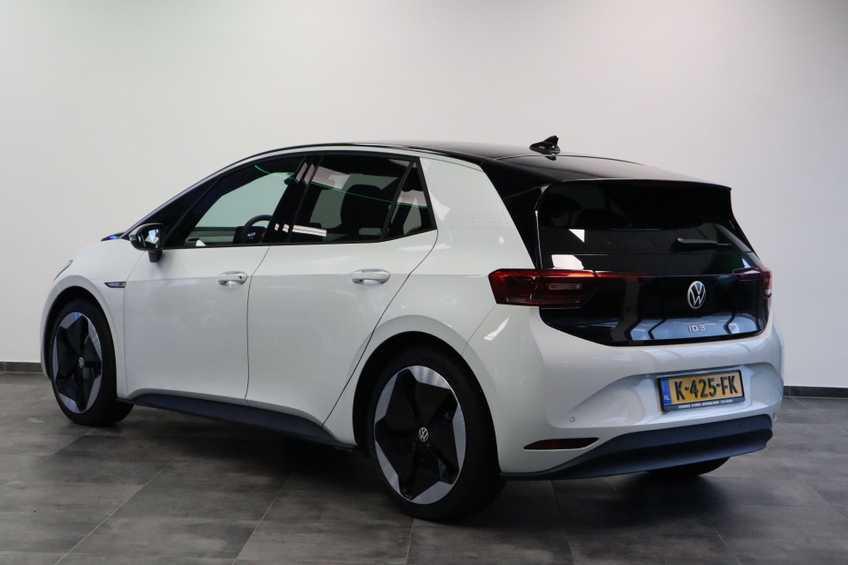 """Volkswagen ID.3 First Max 8% Bijtelling 20""""LM Panorama Massagestoelen afbeelding 2"""