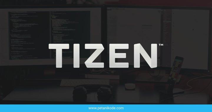 Pemrograman Tizen di Linux