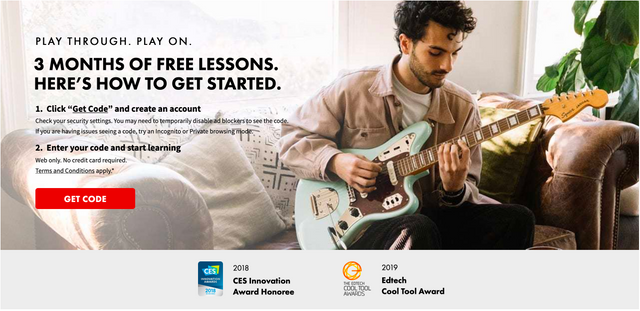 fender play advertisement