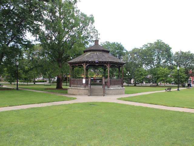The Gazebo at Natick Common, 12 S Main St, Natick, MA 01760