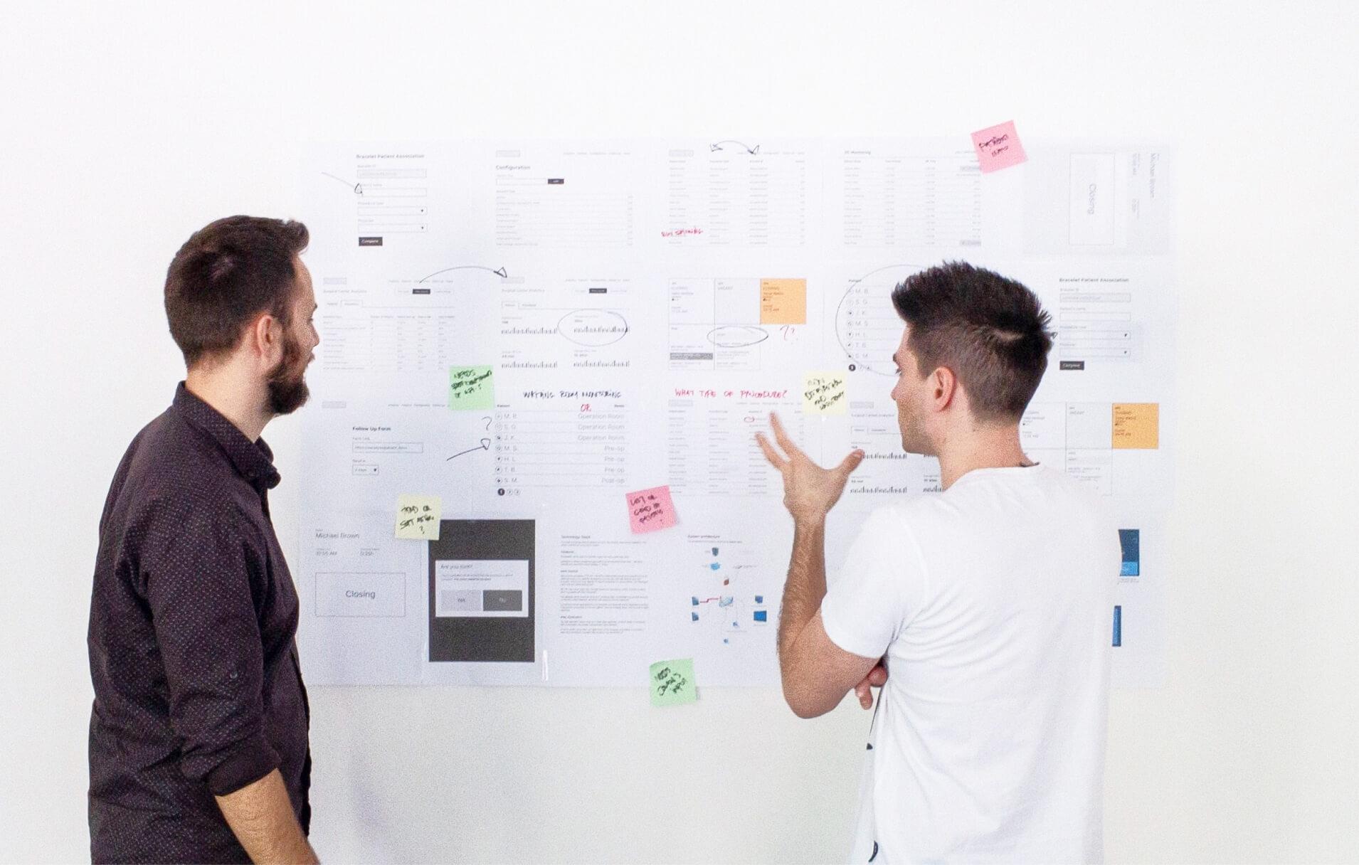 Product development proces