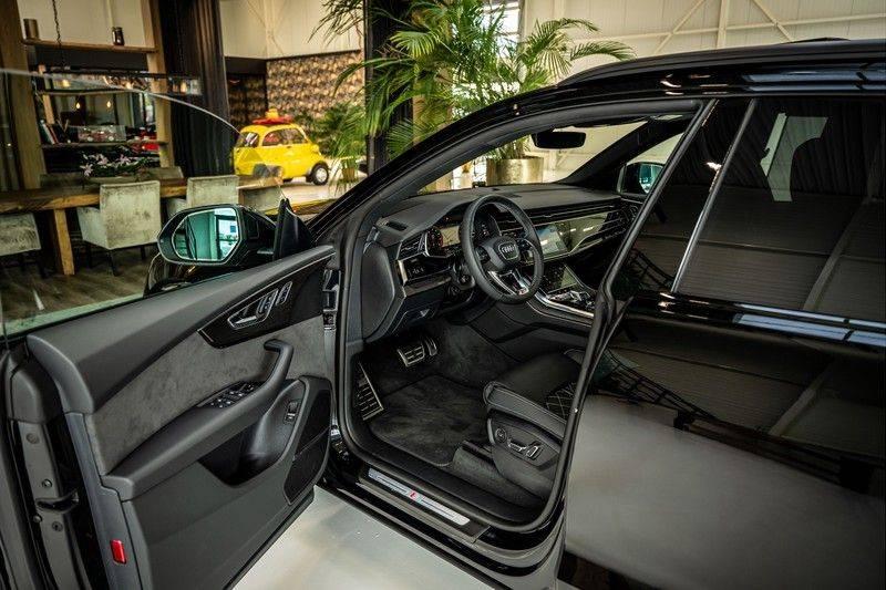 Audi SQ8 4.0 TFSI quattro | Bang & Olufsen | HUD | Leder valcona met ruit | Stoel massage | Alcantara | Nachtzicht | PANO | afbeelding 12