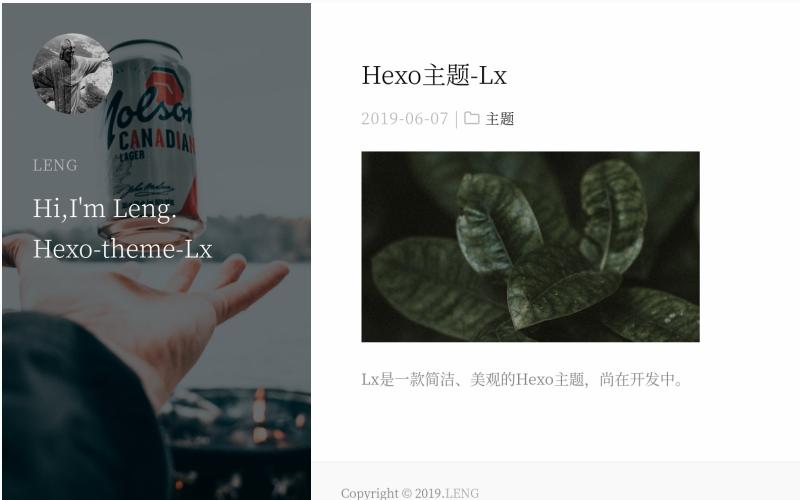 Themes | Hexo