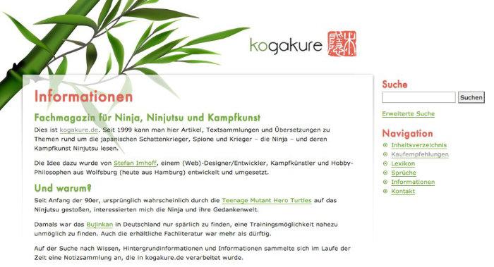 Website 2008