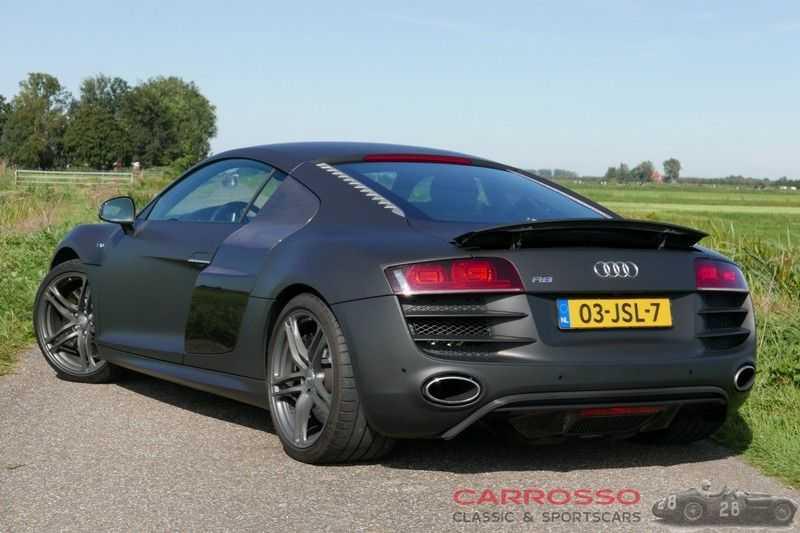 Audi R8 5.2 V10 FSI Origineel Nederlands geleverd! afbeelding 25
