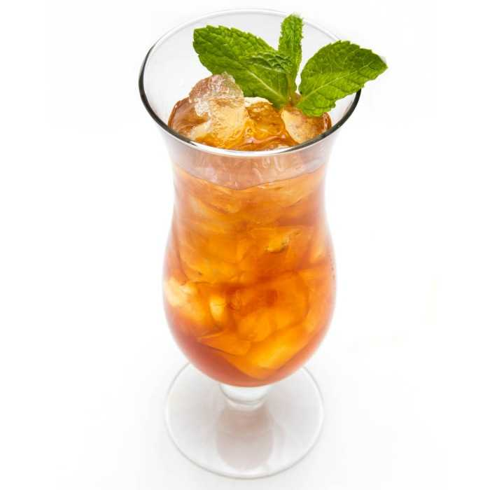 Mississippi Planters Punch Cocktail