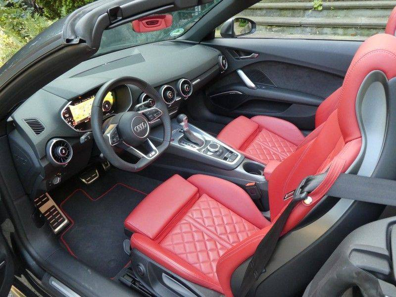 Audi TT TTS Roadster Quattro automaat afbeelding 3