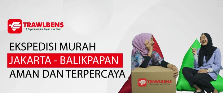 Jaminan Jasa Cargo Termurah Jakarta Ke Balikpapan