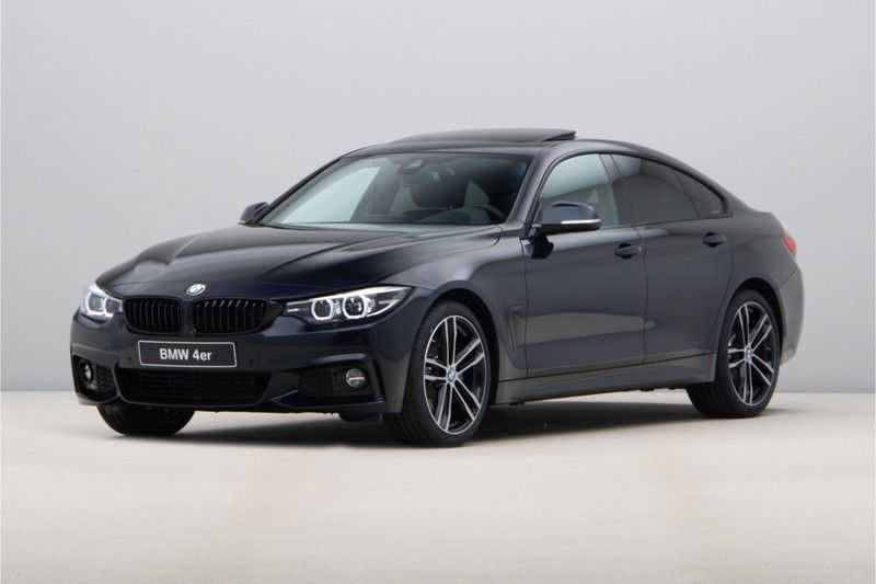 BMW 4 Serie Gran Coupé 420i High Exe Edition M Sport afbeelding 1