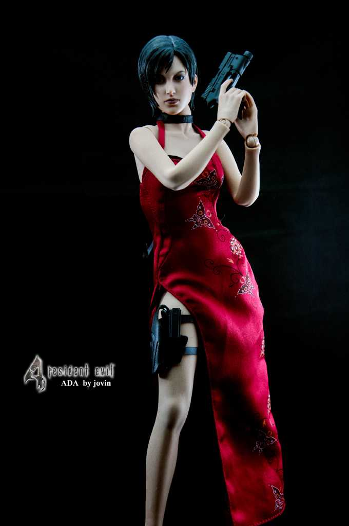 1/6 Scale Ada Wong Videogame Masterpiece VGM16 (Biohazard
