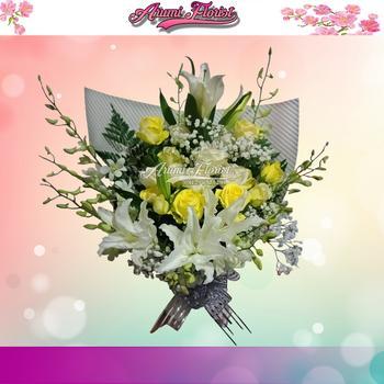 Bunga Handbouquet 3