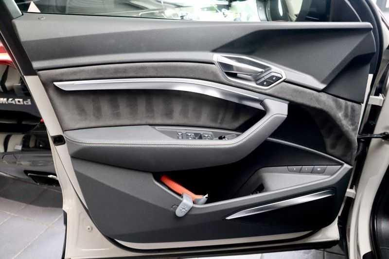 Audi e-tron 55 Quattro Advanced Pro 2X S-Line HUD Siambeig EX BTW afbeelding 12