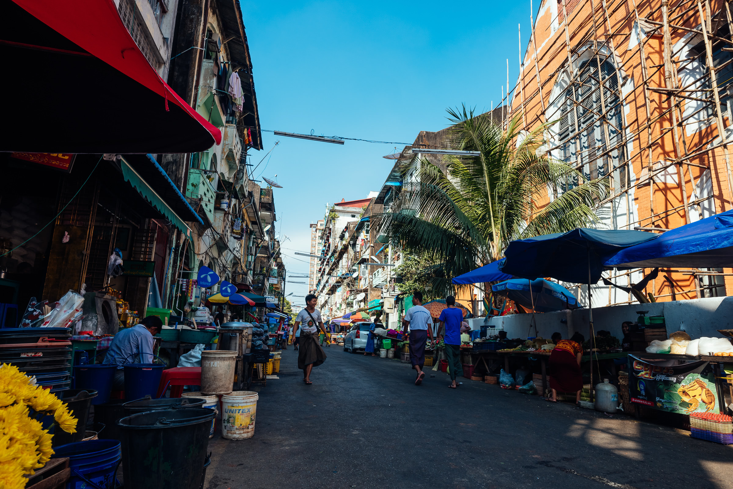 Myanmar - Jérémy Brialon