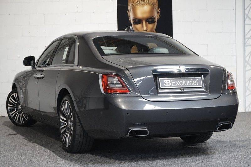 Rolls-Royce Ghost 6.75 V12 Nieuw model, Starlight Headliner, Bespoke audio afbeelding 2