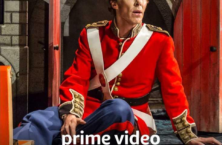 Hamlet on Amazon Prime