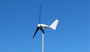 24V Vindgenerator X400, Marin, med ekstern regulator
