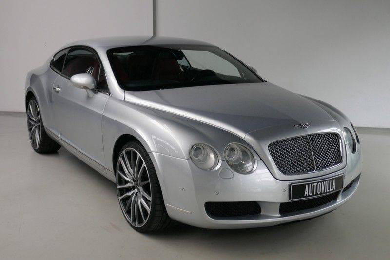 Bentley Continental GT 6.0 W12 Youngtimer afbeelding 3