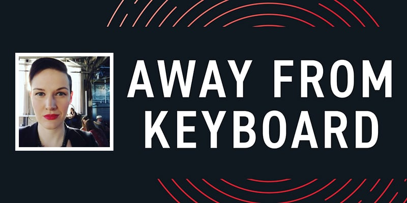 Thumbnail for Away from Keyboard: Eryn O'Neil Isn't Afraid to Speak Her Mind