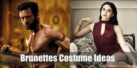 10 Artistic & Amusing Costume Ideas for Brunettes