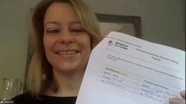 Jennifer Deibert Red Cross