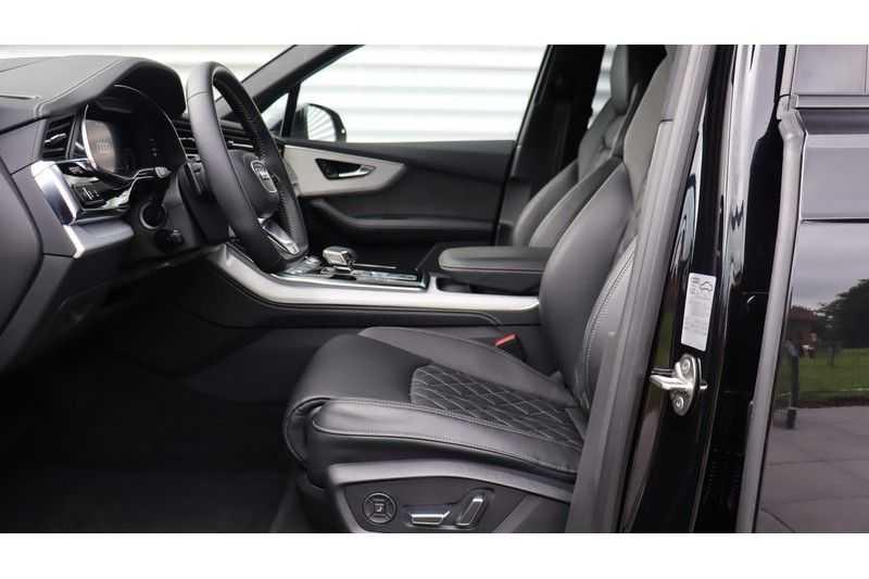 Audi Q7 60 TFSI e quattro Competition Panoramadak, BOSE, Massage, Ruitstiksel, Trekhaak afbeelding 24