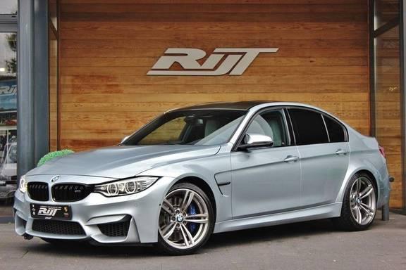 BMW M3 DCTA 3.0 431pk **HUD/Harm.Kardon/Surr.View/Carbon**