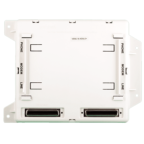MDU (25 pair) VDSL2 Splitter with BIX-5 product image