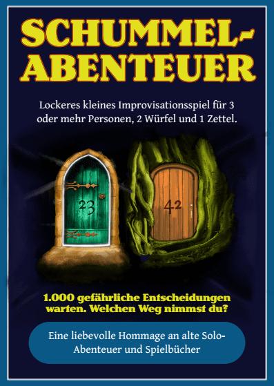 Cover Schummelabenteuer