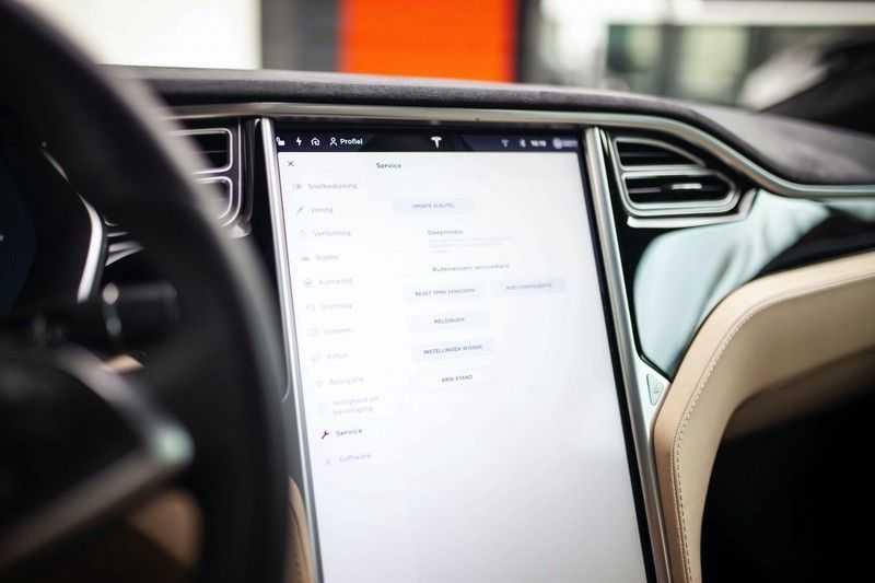 """Tesla Model S 85D Base *Pano / 21"""" / Prijs ex. BTW* afbeelding 14"""
