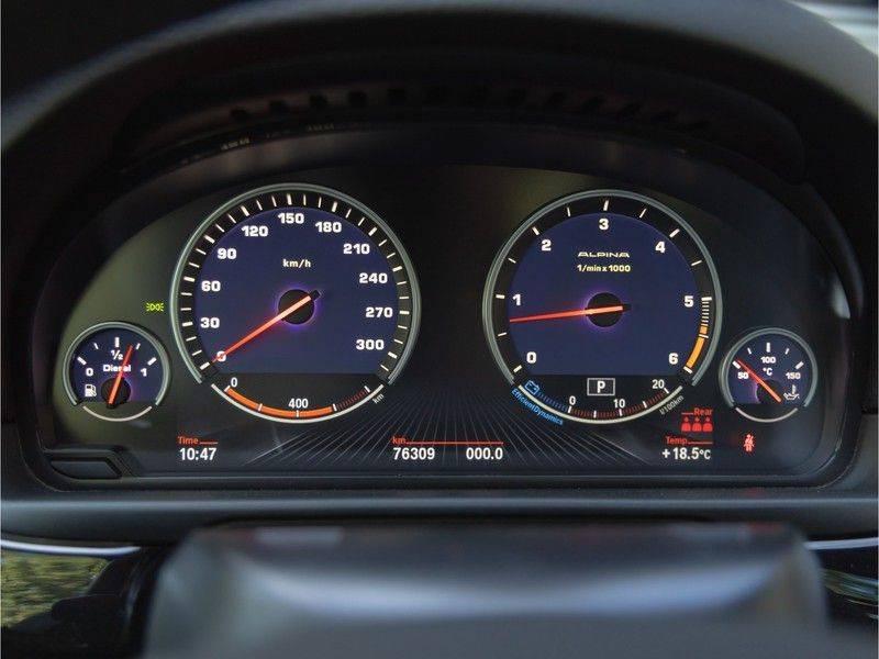 BMW 5 Serie Touring Alpina D5 Bi-Turbo - Bang & Olufsen - Full-Option afbeelding 25