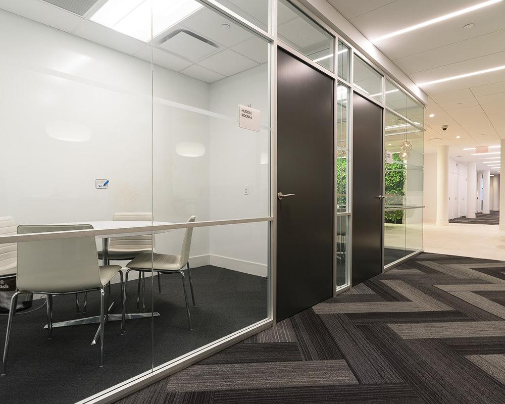 Aurora Series Hallway