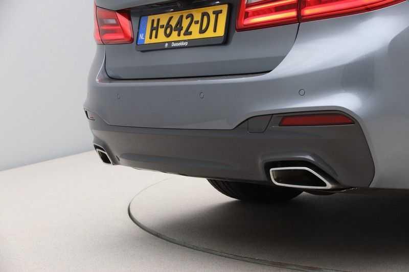 BMW 5 Serie 540d xDrive High Executive afbeelding 13