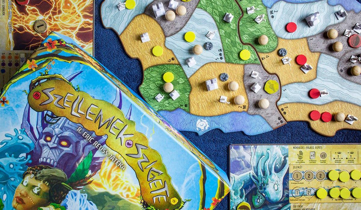 Szellemek szigete – analízis paralízis a köbön