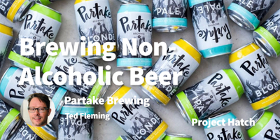 featured image thumbnail for post How I Started A Non-Alcoholic Beer Company