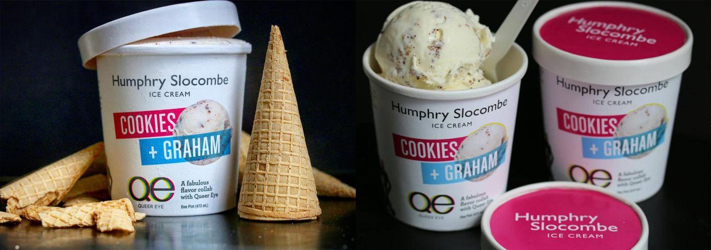 Queer Eye x Humphry Slocombe Ice Cream