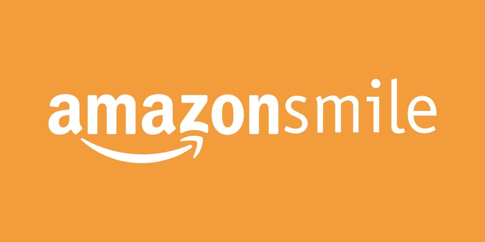 Contribute through Amazon Smile