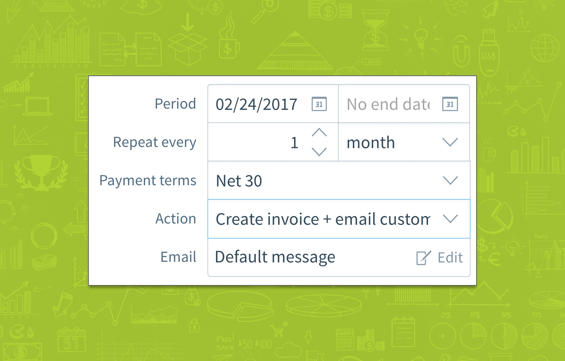 Billy Accounting App - Put Your Invoicing on Autopilot