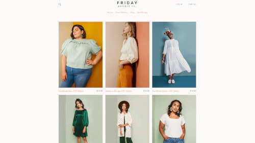 Friday Pattern Company