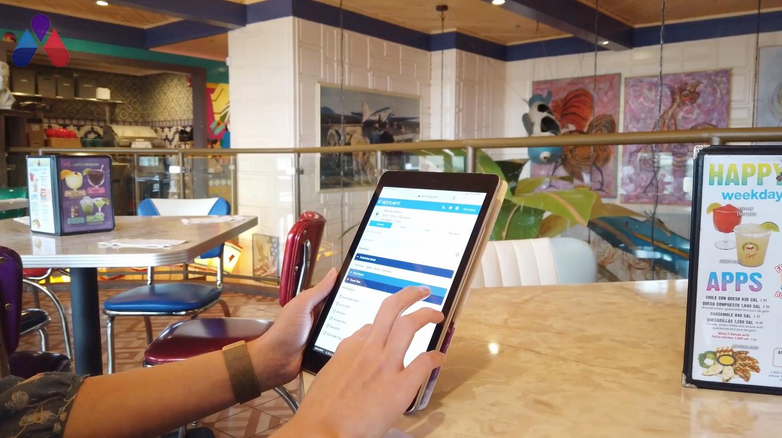 简化工作订单管理,优化餐厅体验 - 主要