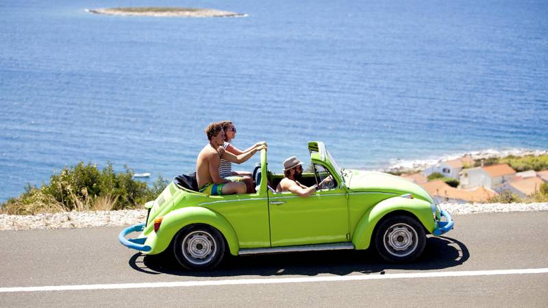 Getting around after your Greek sailing tour
