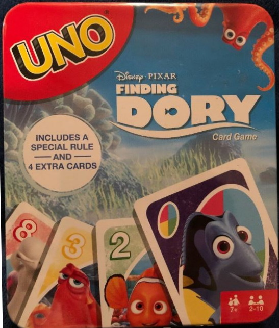 Finding Dory Uno