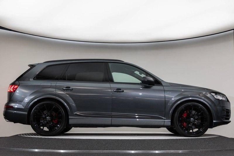 "Audi SQ7 4.0 TDI V8 Quattro 435pk 7 Pers. Panoramadak BlackOptic B&O NightVision Luchtvering ACC ValconaLeder+Memory Matrix Head-Up Navi-High Keyless Trekhaak 22"" Camera Pdc afbeelding 12"