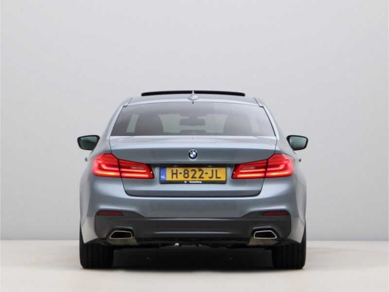BMW 5 Serie 530i Aut. High Exe M-Sport afbeelding 7
