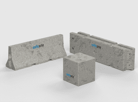 Used Concrete Barriers
