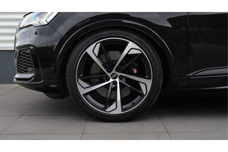 Audi SQ7 4.0 TDI 435pk quattro 7p Panoramadak, BOSE, Massage, Ruitstiksel, Trekhaak afbeelding 5