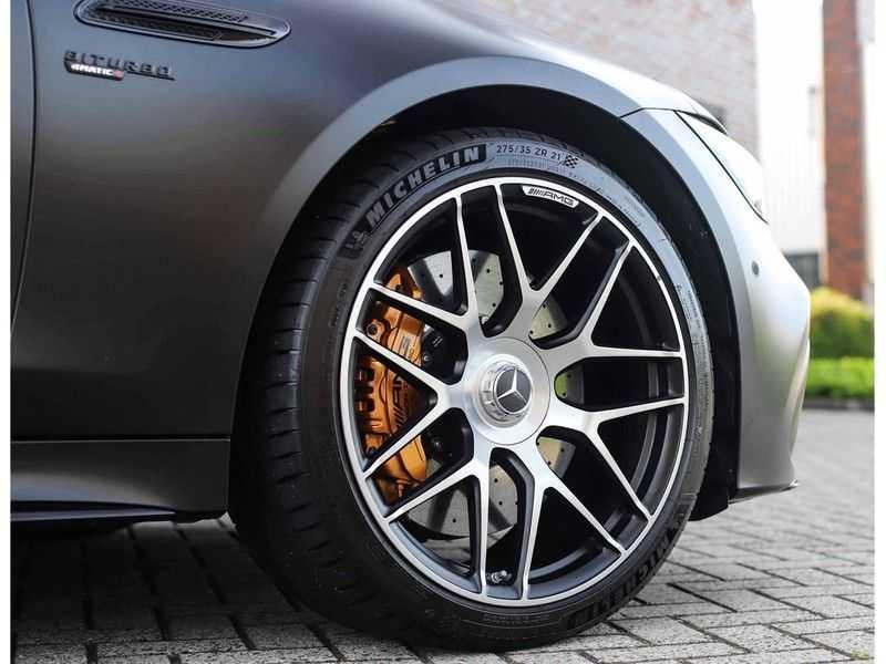 Mercedes-Benz AMG GT 4-Door Coupe 63 S 4MATIC+ *Dynamic Plus*widescreen*Head-up* afbeelding 4