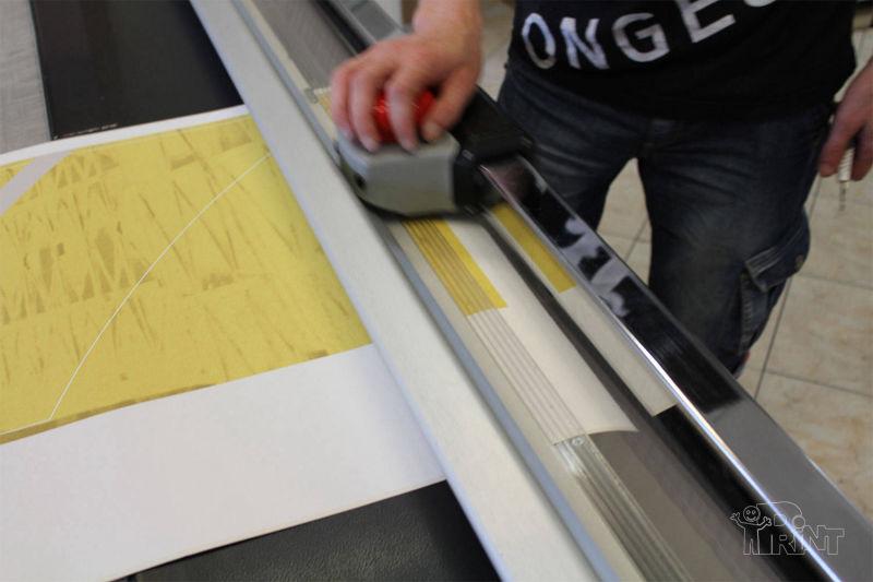 Foto tapetų gamyba