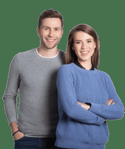 Clément et Aurélie, clients Dougs expert-comptable pour activités e-commerce