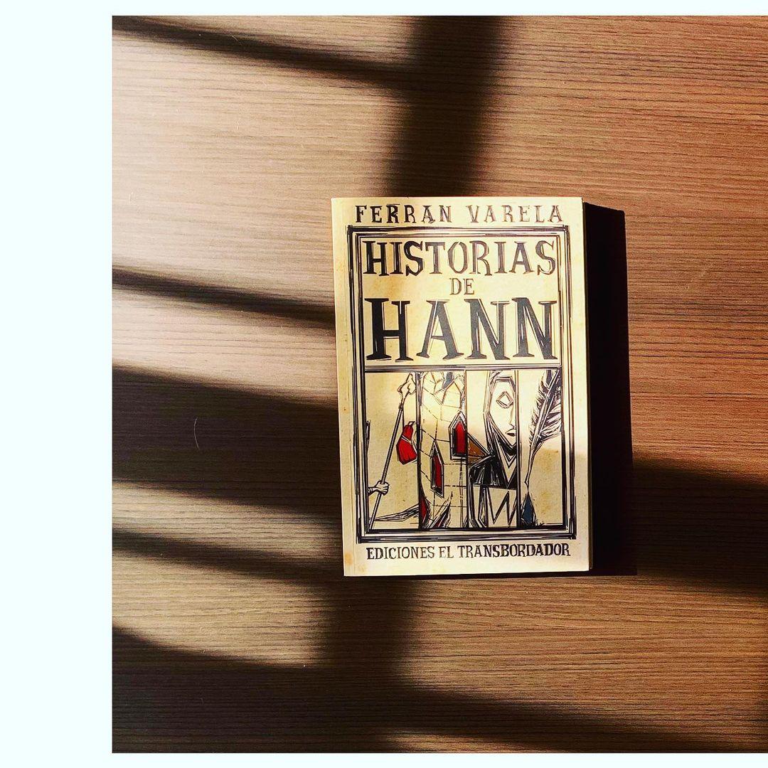 """Imagen de Reseña de """"Historias de Hann"""", de Ferran Varela"""